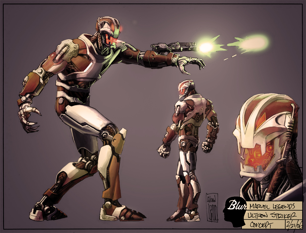 Marvel Ultimate Alliance Ultron